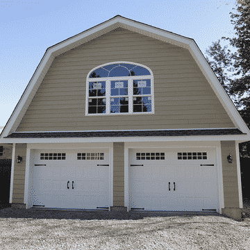 Garages & Barns Construction