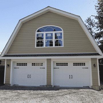Garages & Barns Construction