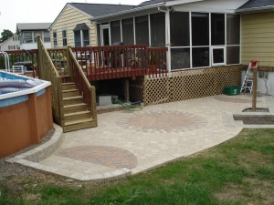 Fishkill Patio and Landscape