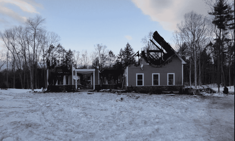 Peak Construction | Fire Restoration Fishkill