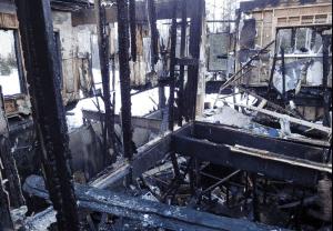 Fishkill Fire Restoration