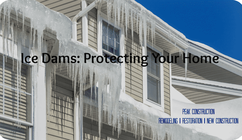 Protecting Your Hudson Valley Home from Ice Dams