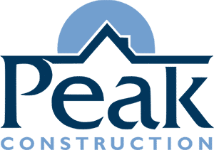Peak Construction Logo