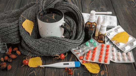 Flu Season & Prevention