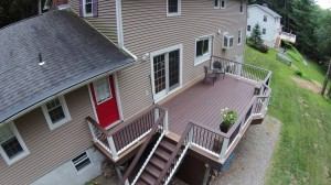 South Salem Deck