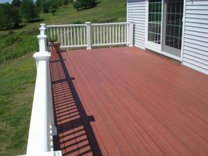 Lagrangeville Deck