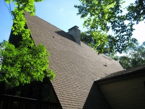 Pleasant Valley roof