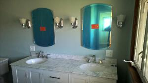 Master Bathroom | Peak Construction | Hudson Valley | Highland Falls Contractor