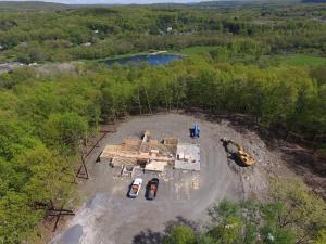 Drone New York | New Construction | Peak Construction