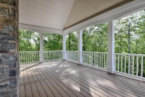 Peak Construction | Custom Home Builder | Porch
