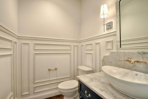 Peak Construction | Custom Home Builder | Powder Room | Fishkill, NY