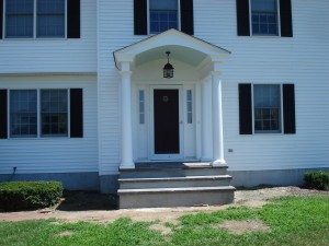 Pleasant Valley Portico