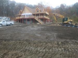 New Home - Carmel, NY - Log Cabin