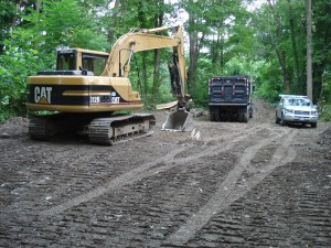 Wappingers Falls Site Work